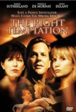 The Right Temptation (2000) afişi