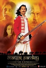 The Rising: Ballad Of Mangal Pandey (2005) afişi