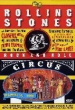 The Rolling Stones Rock And Roll Circus (1968) afişi