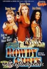The Rowdy Girls (2000) afişi