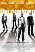 The Rundown (2003) afişi