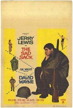 The Sad Sack (1957) afişi