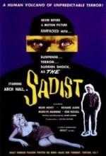 The Sadist (1963) afişi