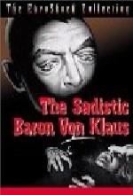 The Sadistic Baron Von Klaus (1962) afişi