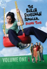 The Sarah Silverman Program (2008) afişi