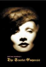 The Scarlet Empress (1934) afişi