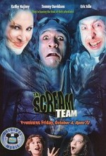 The Scream Team (2002) afişi