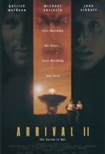 The Second Arrival (1998) afişi