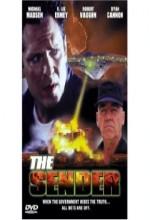 The Sender (1998) afişi