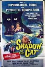 The Shadow Of The Cat (1961) afişi