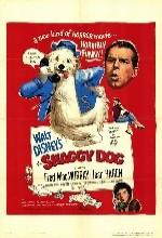 The Shaggy Dog (1959) afişi