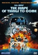 The Shape Of Things To Come (1979) afişi
