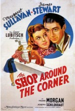 The Shop Around The Corner (1940) afişi