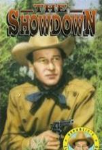 The Showdown (ı) (1950) afişi