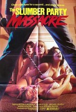 The Slumber Party Massacre (1982) afişi