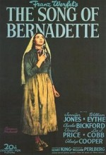 The Song Of Bernadette (1943) afişi