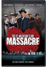 The St. Valentine's Day Massacre (1967) afişi