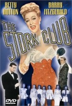 The Stork Club (1945) afişi