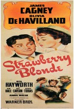 The Strawberry Blonde (1941) afişi