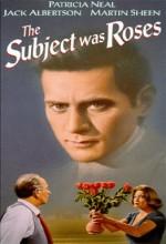 The Subject Was Roses (1968) afişi