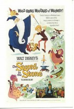 The Sword in The Stone (1963) afişi