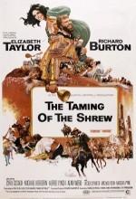 The Taming Of The Shrew (1967) afişi