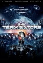 The Terminators (2009) afişi
