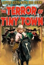 The Terror Of Tiny Town (1938) afişi