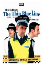 The Thin Blue Line (1996) afişi