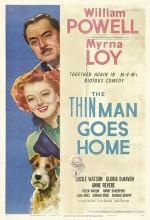 The Thin Man Goes Home (1945) afişi