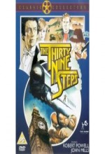 The Thirty Nine Steps (1978) afişi