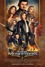 Üç Silahşörler (2011) afişi