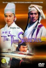 The Three Swordsmen (1994) afişi