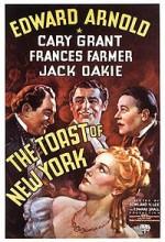 The Toast Of New York (1937) afişi