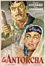 The Torch (1950) afişi