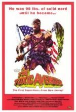 The Toxic Avenger (1984) afişi
