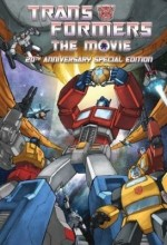 The Transformers: The Movie (1986) afişi
