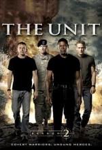 The Unit (2007) afişi