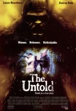 Anlatılmayan (2002) afişi
