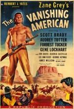 The Vanishing American (1955) afişi