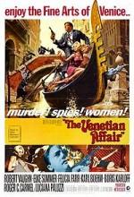 The Venetian Affair (1967) afişi