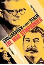 The War Symphonies: Shostakovich Against Stalin (1985) afişi