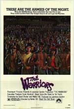 The Warriors (1979) afişi
