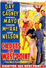 The West Point Story (1950) afişi