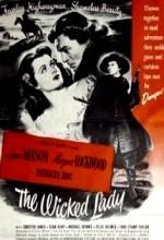 The Wicked Lady (1945) afişi