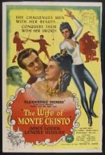 The Wife Of Monte Cristo (1946) afişi