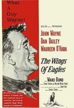 The Wings Of Eagles (1957) afişi