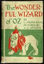 The Wonderful Wizard Of Oz (1910) afişi