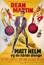 The Wrecking Crew (1968) afişi