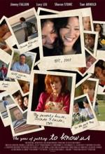 Birbirimizi Tanıdığımız Yıl (2008) afişi